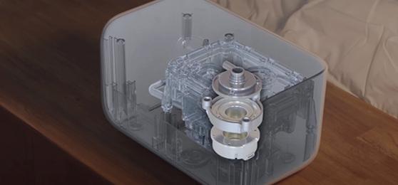 저소음 BLDC 모터